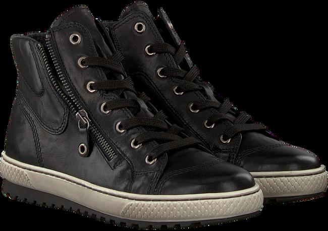 Zwarte GABOR Hoge sneakers 754  - large