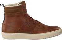 Cognac BJORN BORG Sneakers COLLIN HIGH  - medium
