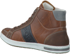Cognac BJORN BORG Sneakers GENE MID  - small