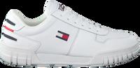 Witte TOMMY HILFIGER Lage sneakers ESSENTIAL RETRO  - medium
