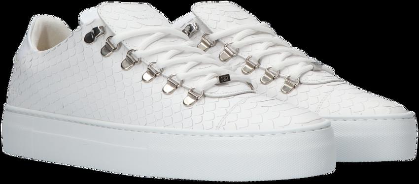 Witte NUBIKK Sneakers JAGGER JOE CLASSICS  - larger