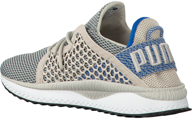Grijze PUMA Sneakers TSUGI NETFIT  - large