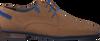 Cognac FLORIS VAN BOMMEL Nette schoenen 14310  - small