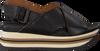Zwarte VIA VAI Sandalen 5201038 - small