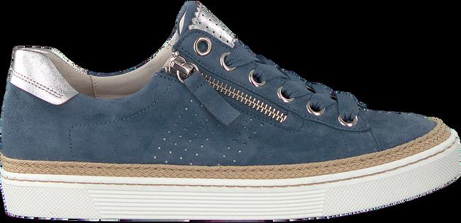 Blauwe GABOR Lage sneakers 418  - large