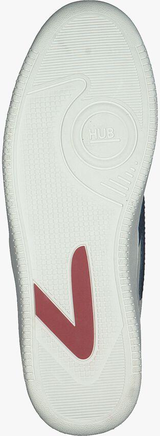 Witte HUB Lage sneakers BASELINE-W  - larger