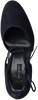 Blauwe PAUL GREEN Pumps 6015  - small