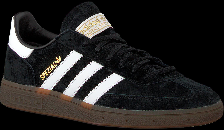 Spezial Zwarte Adidas Zwart Sneakers Handball bf7gyY6