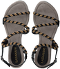 Zwarte LAZAMANI Sandalen 85.268  - small