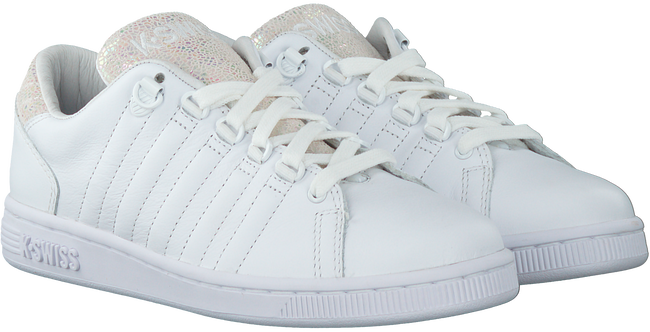 Witte K-SWISS Sneakers LOZAN III  - large