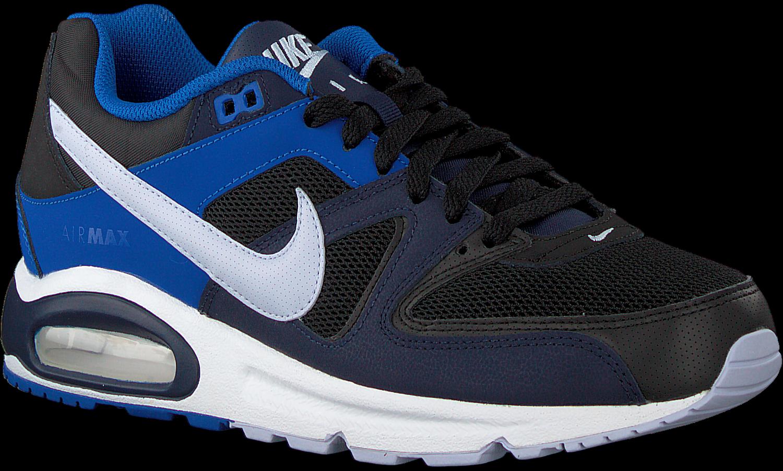 Blauwe NIKE Sneakers NIKE AIR MAX COMMAND   Omoda