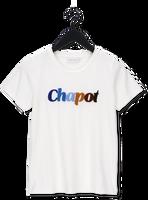 Gebroken wit FABIENNE CHAPOT T-shirt TERRY PIA