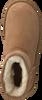 Bruine UGG Vachtlaarzen CLASSIC MINI II  - small