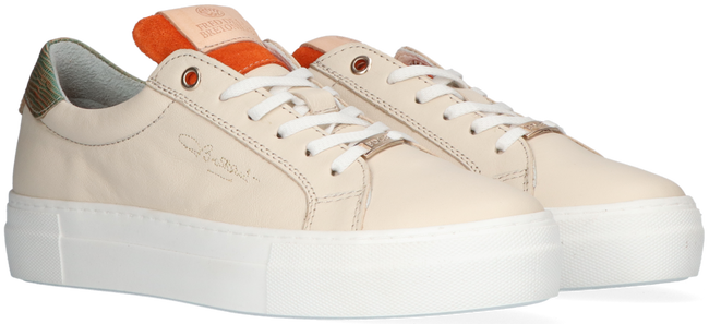 Beige FRED DE LA BRETONIERE Lage sneakers 101010188  - large