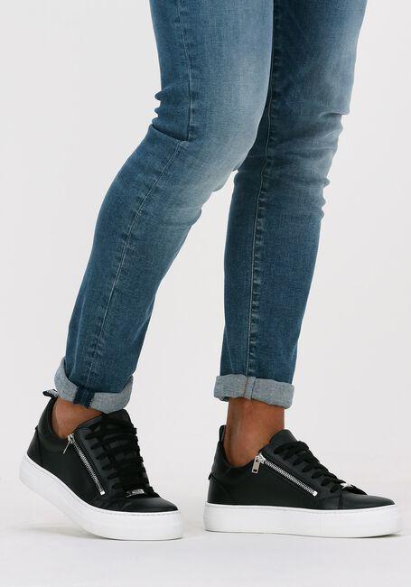 Zwarte ANTONY MORATO Lage sneakers MMFW01370  - large