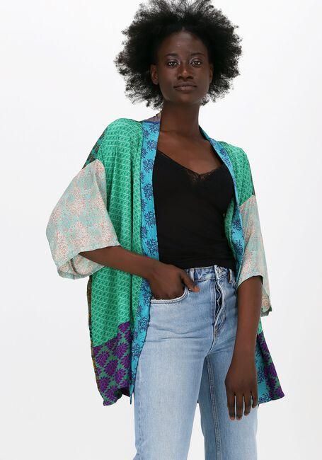 Multi SISSEL EDELBO Kimono LOTUS SHORT MIX KIMONO - large