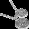 Zilveren NIKKIE Ketting NIKKIE NECKLACE  - small