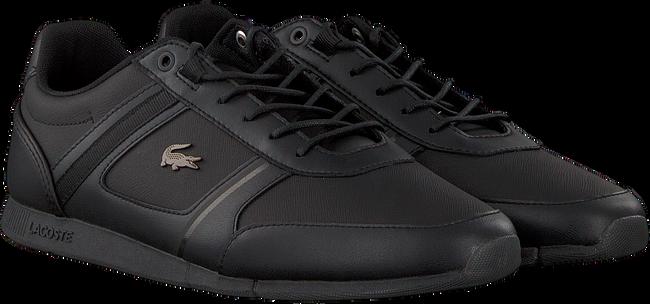 Zwarte LACOSTE Sneakers MENERVA - large