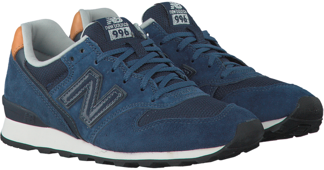Blauwe NEW BALANCE Sneakers WR996 WMN  - large