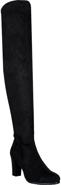 Zwarte RAPISARDI Overknee laarzen 2383 ESMERALDA  - large