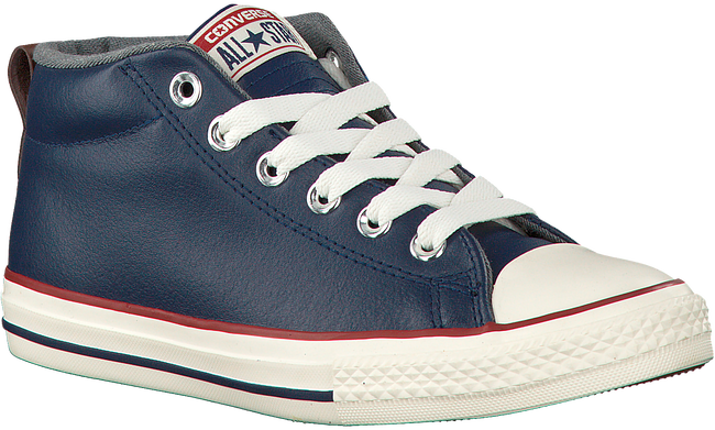 Blauwe CONVERSE Sneakers STAR PLAYER 3V MID