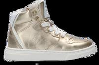 Gouden PINOCCHIO Hoge sneaker P1737  - medium
