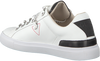 Witte GUESS Sneakers BARRY  - small