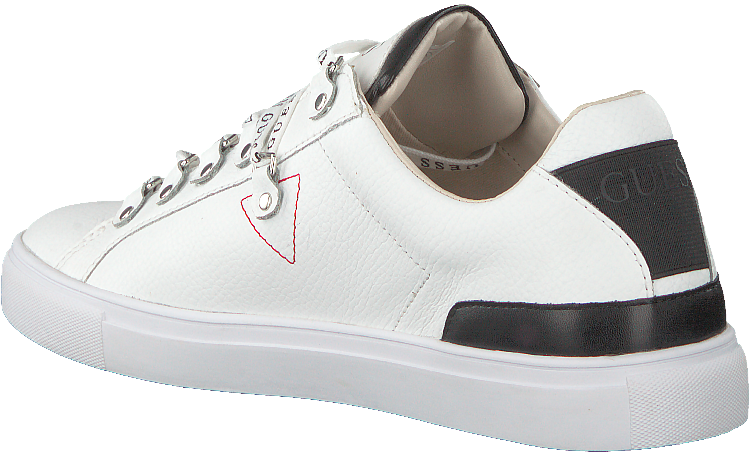 aa103357f87 Witte GUESS Sneakers BARRY. GUESS. Previous