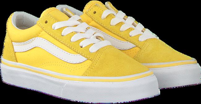 Gele VANS Sneakers OLD SKOOL UY - large