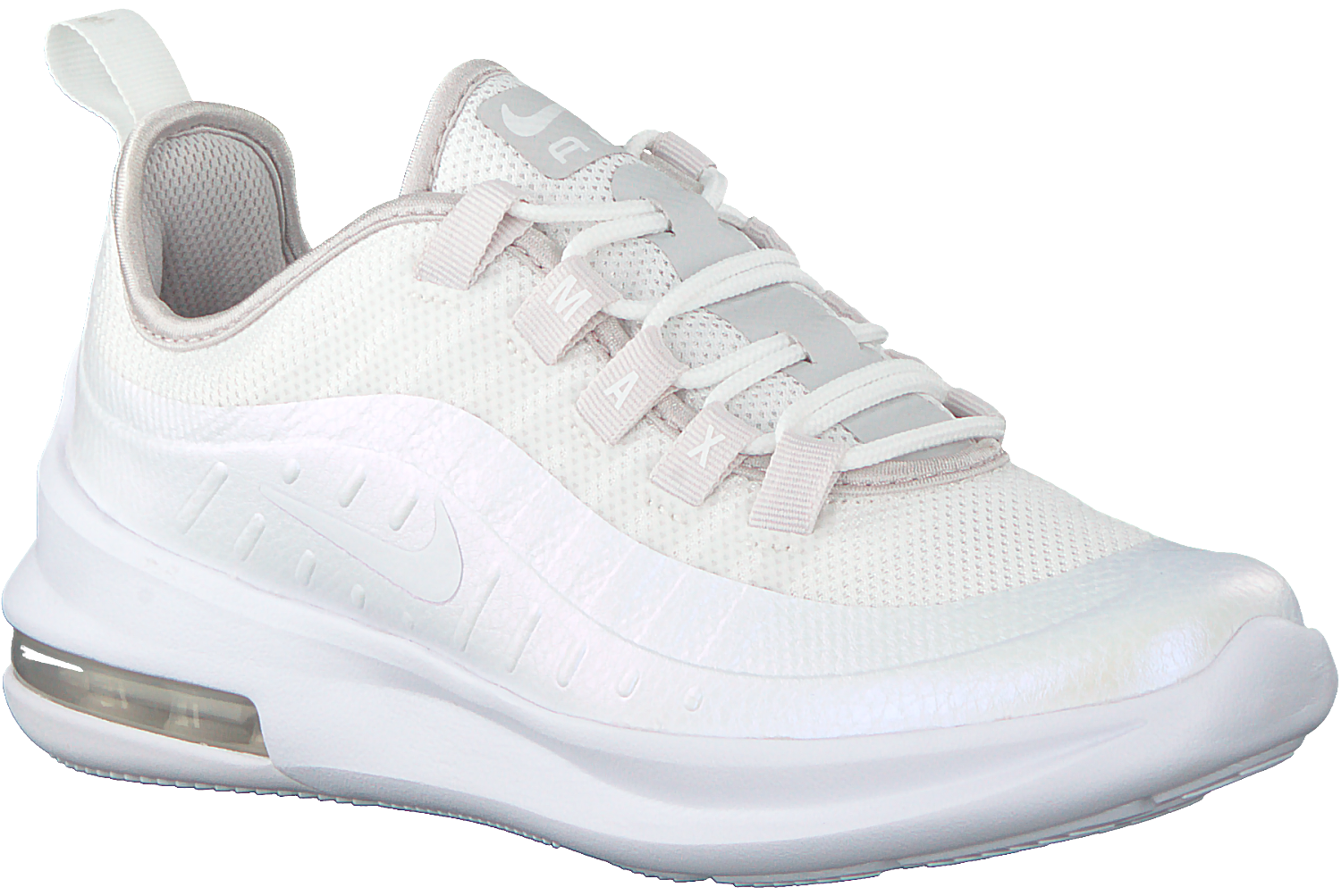 Witte NIKE Sneakers NIKE AIR MAX AXIS (GS) Omoda.nl
