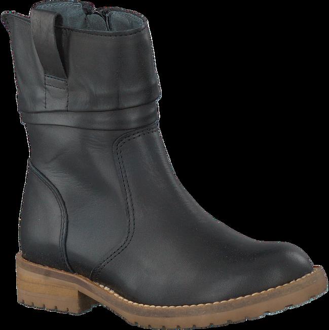 Zwarte GATTINO Lange laarzen G1093  - large