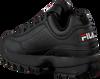 Zwarte FILA Sneakers DISRUPTOR KIDS  - small