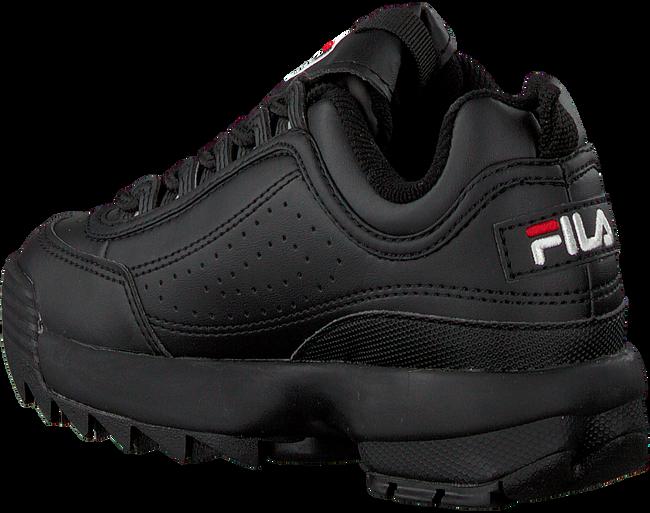 Zwarte FILA Sneakers DISRUPTOR KIDS  - large