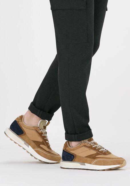 Beige THE HOFF BRAND Lage sneakers PAPUA MAN  - large