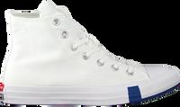 Witte CONVERSE Hoge sneaker CHUCK TAYLOR AS MULTI LOGO  - medium