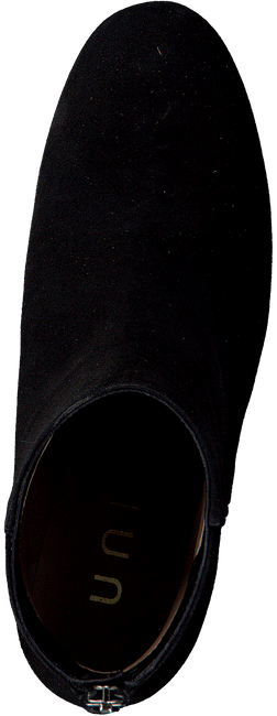 Zwarte UNISA Enkellaarsjes OSBORN  - large