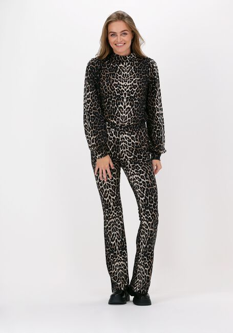 Leopard ALIX THE LABEL Top ANIMAL TOP - large