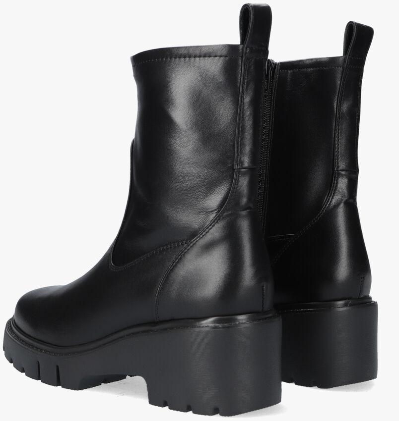 Zwarte UNISA Hoge laarzen JOFO  - larger