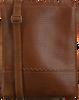 Bruine MYOMY Schoudertas MY PAPER BAG BAGGY MEDIUM - small