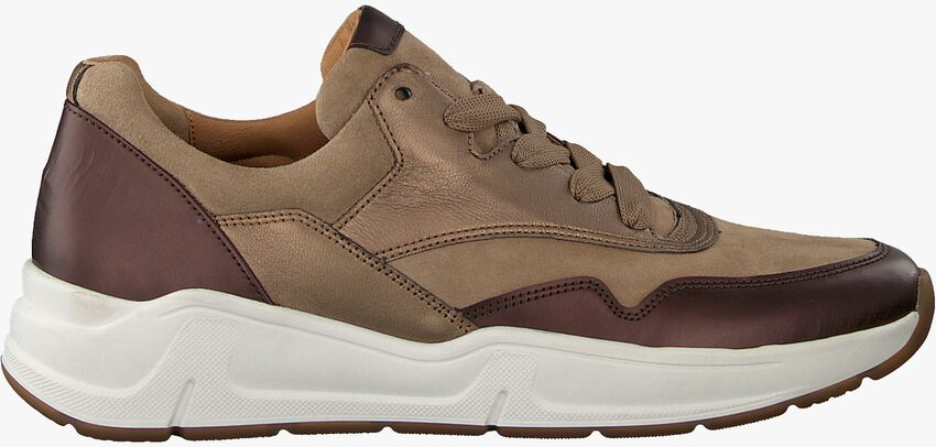 Taupe GABOR Lage sneakers 305 - larger