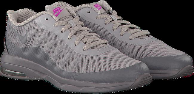 Grijze NIKE Sneakers AIR MAX INVIGOR/PRINT (PS)  - large
