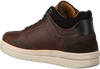 Cognac BRUNOTTI Sneakers PONZO MID  - small