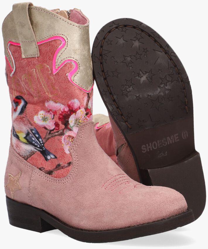 Roze SHOESME Cowboylaarzen WT21W112  - larger