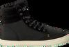 Zwarte HUB Sneakers MILLENNIUM  - small