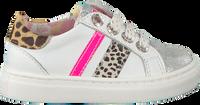 Witte RED-RAG Lage sneakers 12238  - medium