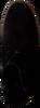 Zwarte GABOR Enkellaarsjes 784 - small