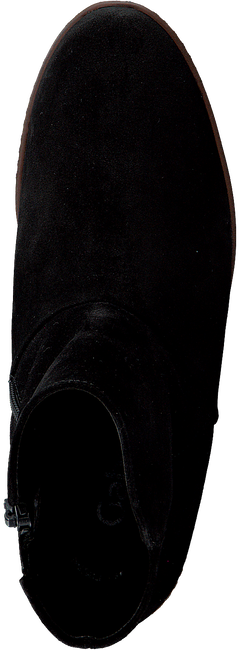 Zwarte GABOR Enkellaarsjes 784 - large