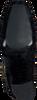 Zwarte TOMMY HILFIGER Enkellaarsjes SQUARE TOE - small