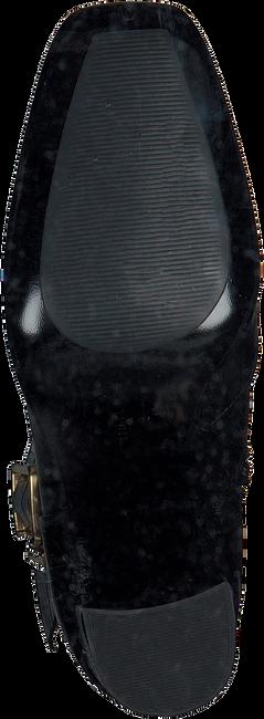 Zwarte TOMMY HILFIGER Enkellaarsjes SQUARE TOE - large