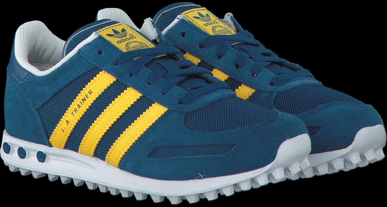 Blauwe ADIDAS Sneakers LA TRAINER KIDS | Omoda